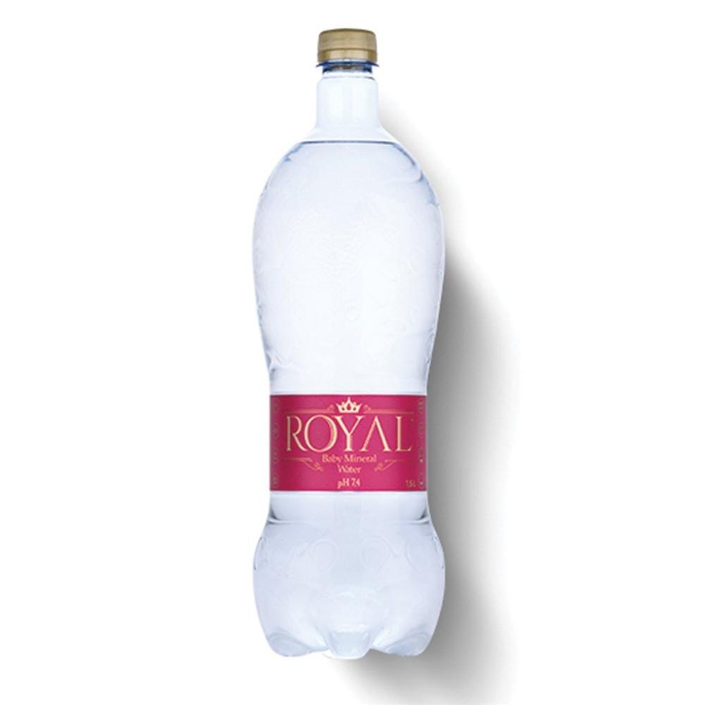 BABY MINERAL WATER - Dětská minerální voda s pH 7