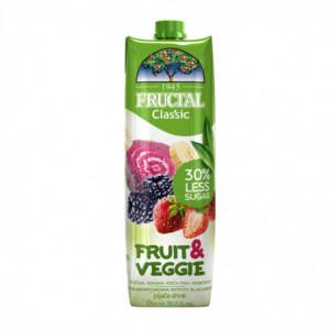 FRUIT & VEGGIE jahody