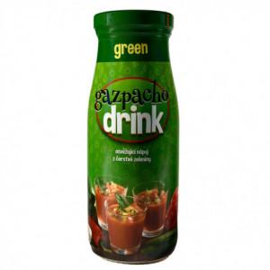 Gazpacho drink green zeleninová šťáva - Frutex 250ml Akce sleva 40% min trvanlivost 05.05.2020