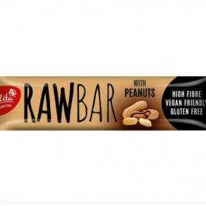 Tyčinka RAWBAR s arašídy bez lepku - Celita 40g