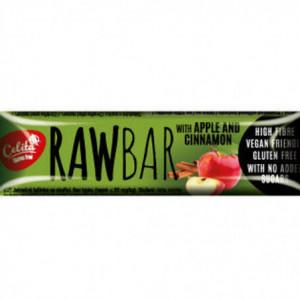 Tyčinka RAWBAR s jablkem a skořicí bez lepku - Celita 40g