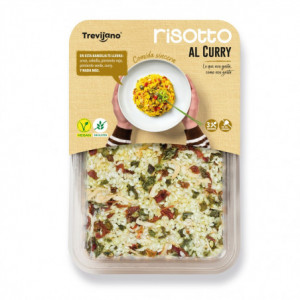 Rizoto Curry bez lepku (3-4 porce) - Trevijano 280g