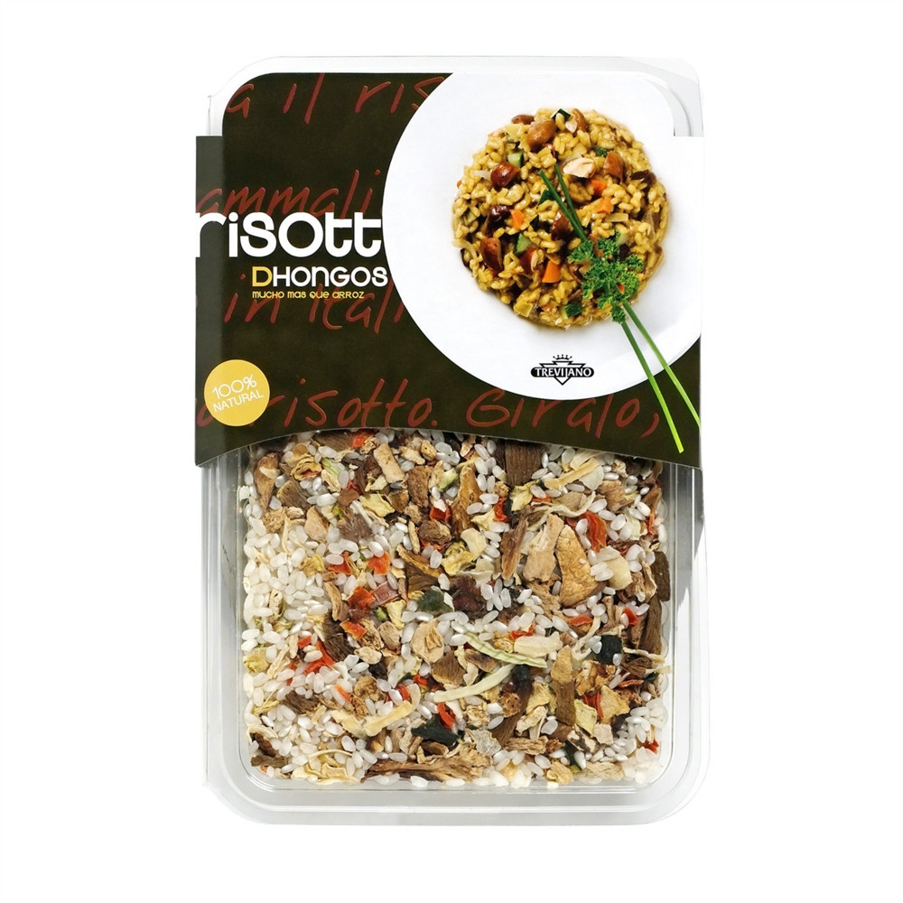 Rizoto houbové bez lepku (3-4 porce) - Trevijano 280g