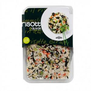 Rizoto s mořskými řasami bez lepku (3-4 porce) - Trevijano