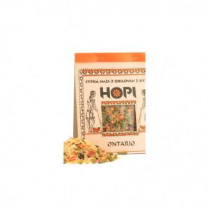 Směs z obilovin a rýže Ontario - Hopi 130g