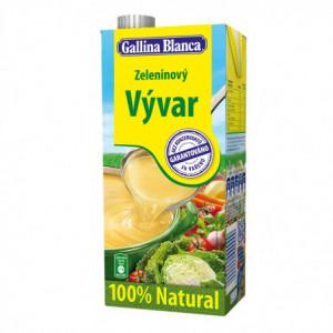 Zeleninový vývar - Gallina Blanca 1000ml