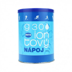 G30 iontový nápoj 340g