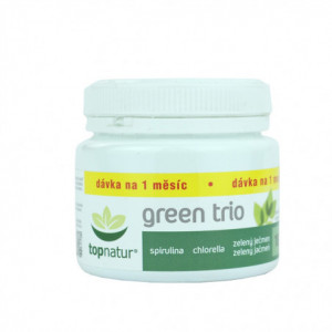 Green trio 180 tablet - Topnatur 90g