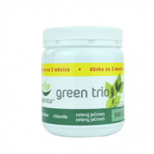 Green trio 540 tablet - Topnatur 270g