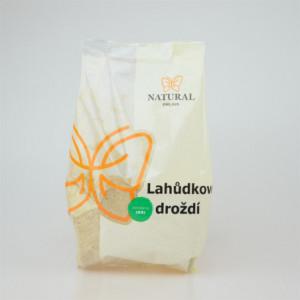 Lahůdkové droždí - Natural 100g