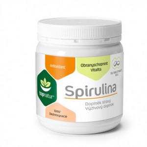 Spirulina 750 tablet - Topnatur 200g