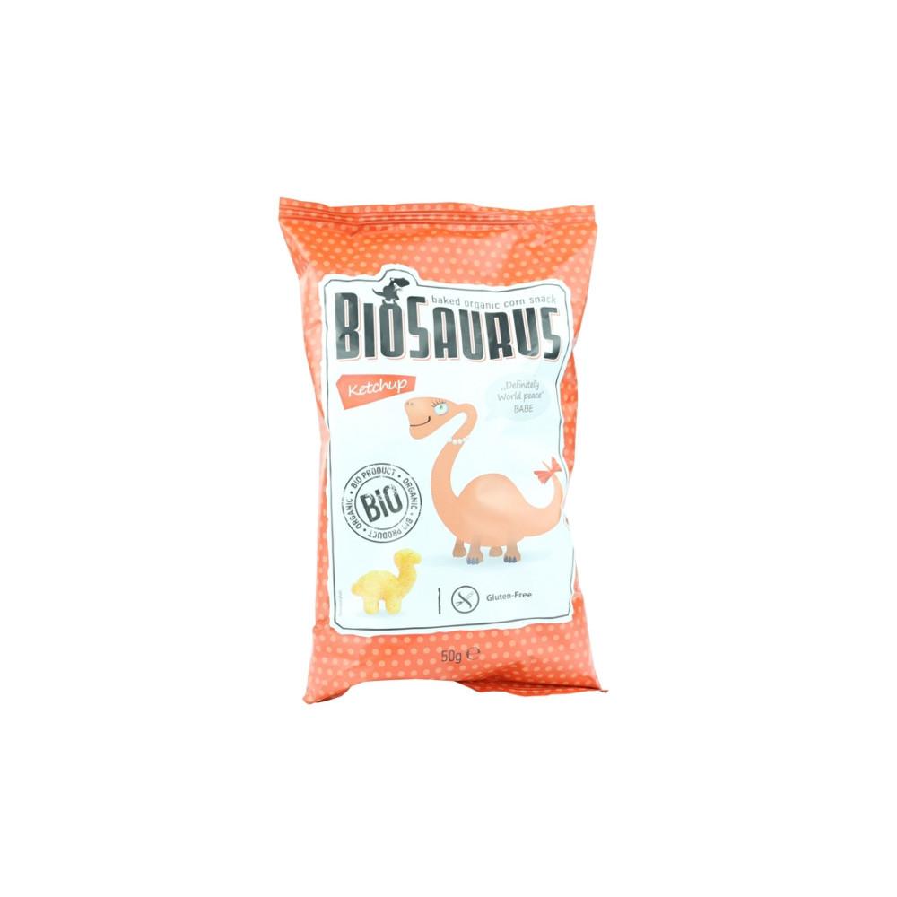 Biosaurus kečup BIO 50g