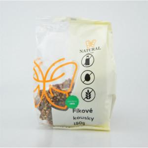 Fíkové kousky - Natural 150g