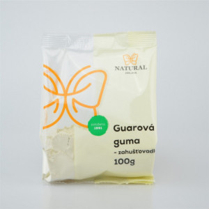 Guarová guma - Natural 100g