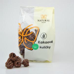 Kakaové kuličky bez lepku - Natural 150g