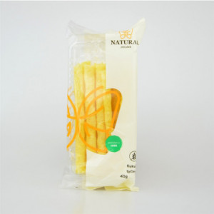 Kukuřičné tyčinky - Natural 40g