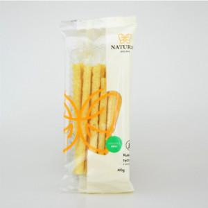 Kukuřičné tyčinky vanilkové - Natural 40g