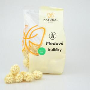 Medové kuličky - Natural 150g