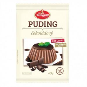 Puding čokoládový bez lepku - Amylon 40g