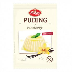 Puding vanilkový bez lepku - Amylon 40g