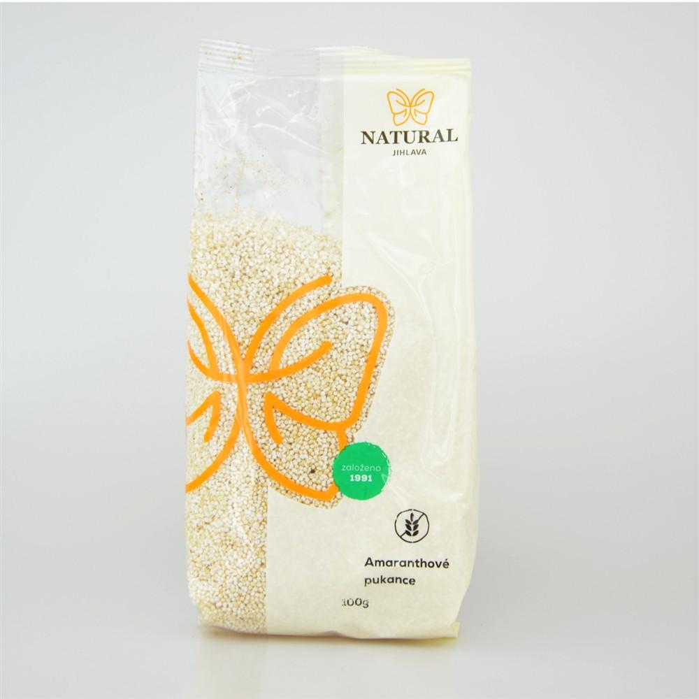 Pukance amaranthové - Natural 100g