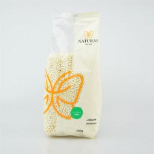 Pukance jáhlové - Natural 100g