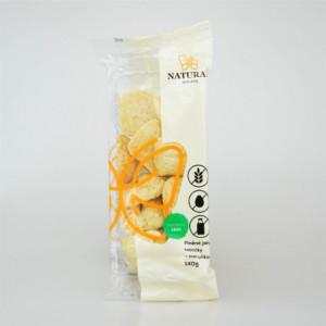 Sušenky plněné jáhlové taštičky meruňkové bez lepku