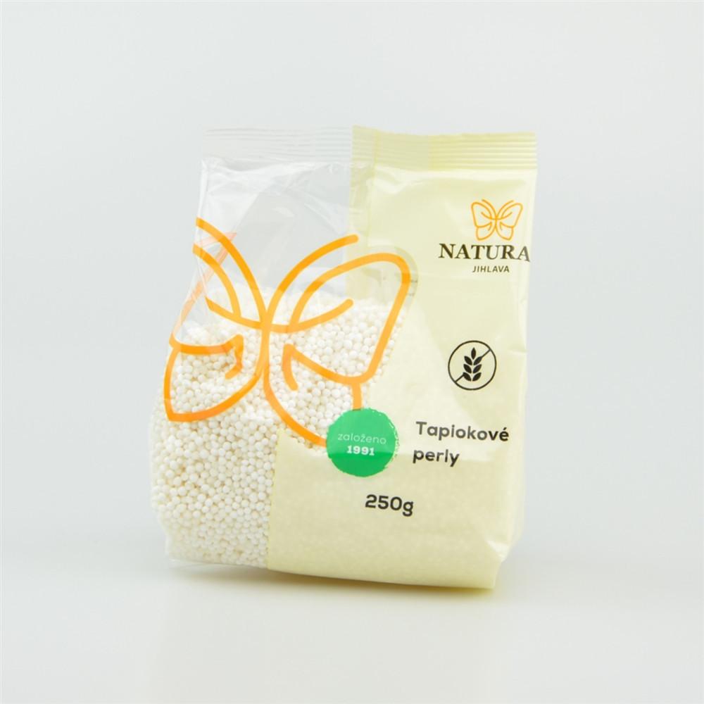 Tapiokové perly - Natural 250g