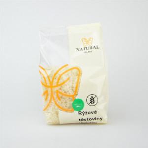 Těstoviny rýžové bez lepku - hvězdičky - Natural 300g