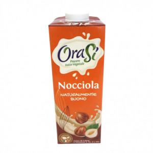 Nápoj z lískových ořechů s vitamíny a vápníkem - OraSi 1000ml