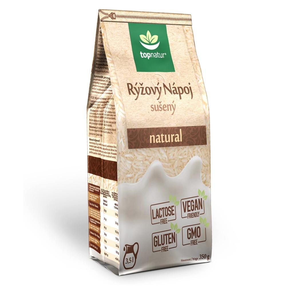 Rýžový nápoj sušený - Topnatur 350g