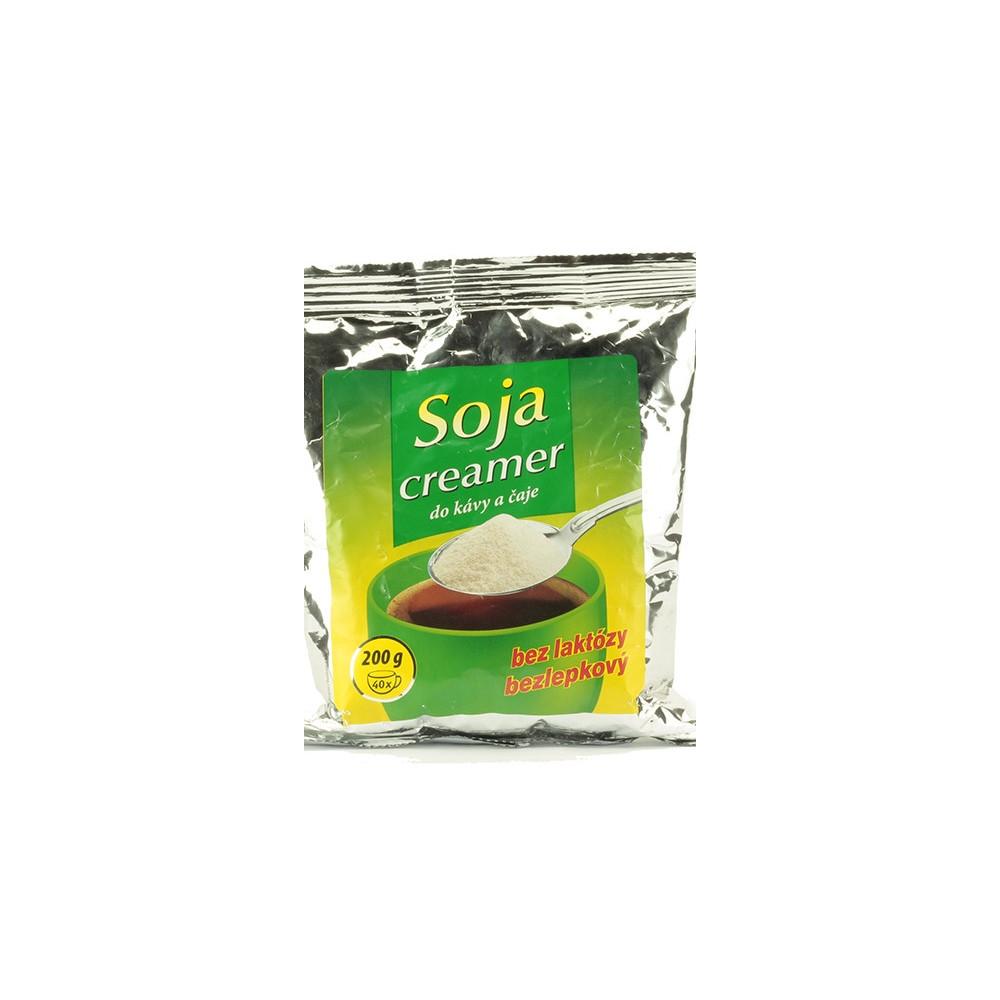 Soja creamer do kávy a čaje - Mogador 200g
