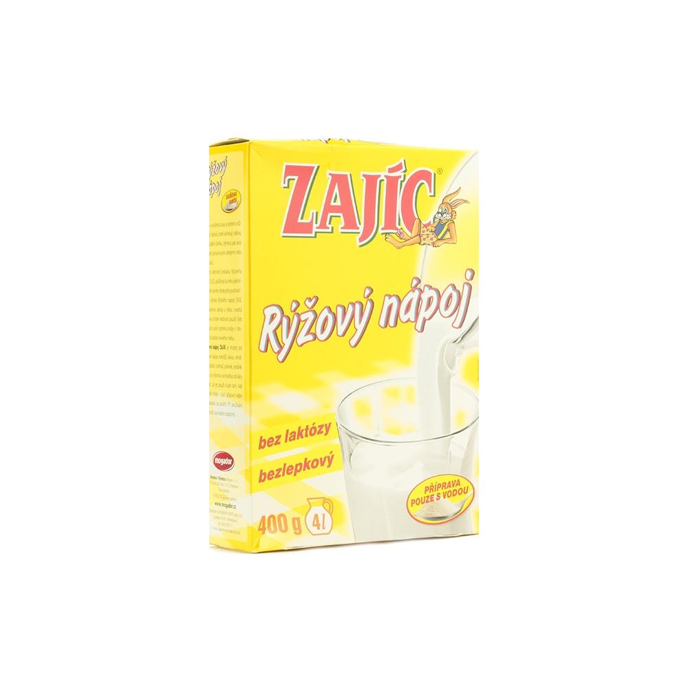 Zajíc - rýžový nápoj - Mogador 400g