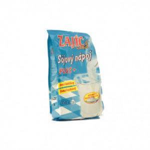 Zajíc - sójový nápoj plus sáček - Mogador 350g