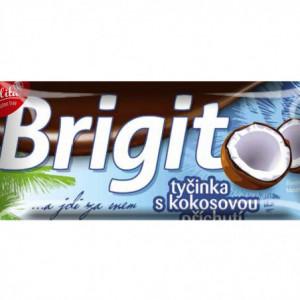 Brigit tyčinka s kokosovou příchutí - Soco 90g