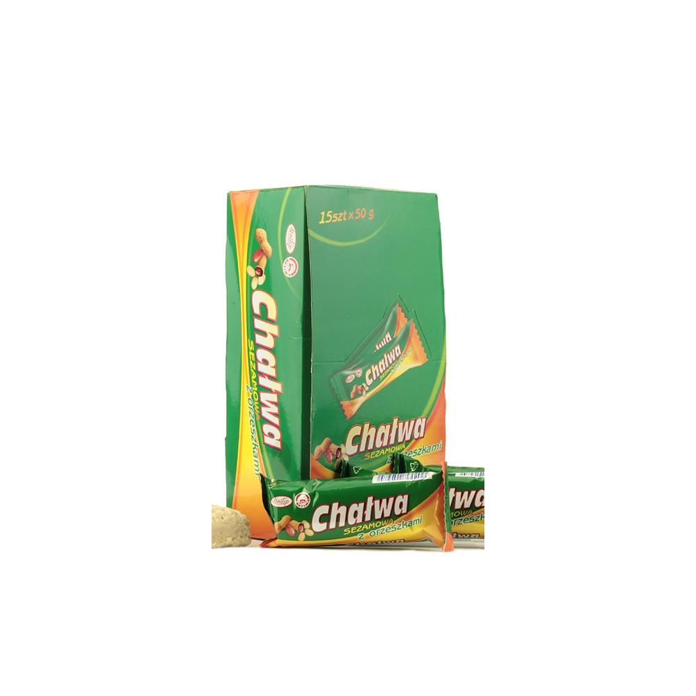 Chalva s arašídy - Unitop 750g