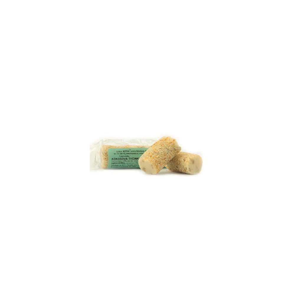 Kokosová tyčinka světlá - Mopeka 50g