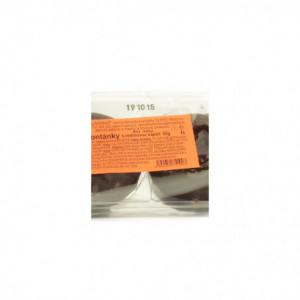 Montánky s malinovou náplní bez lepku - Mopeka 65g