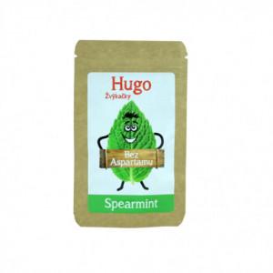 Žvýkačky Spearmint bez aspartamu - Hugo 45g