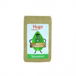 Žvýkačky Spearmint bez aspartamu - Hugo 9g