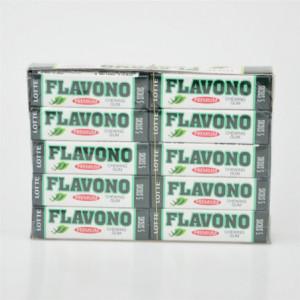 Žvýkačky zelený čaj 20x12