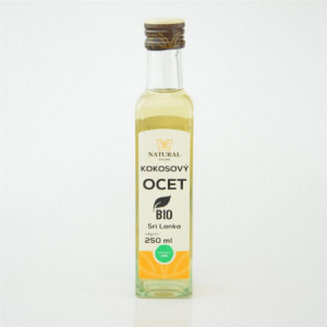 Kokosový ocet BIO - Natural 250ml