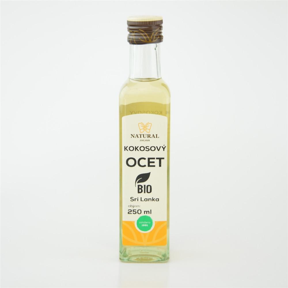 Kokosový ocet BIO - Natural 250ml