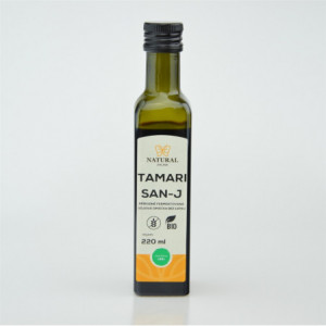 Tamari san-J BIO sojová omáčka bez lepku - Natural 220ml