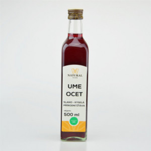 Ume ocet - Natural 500ml