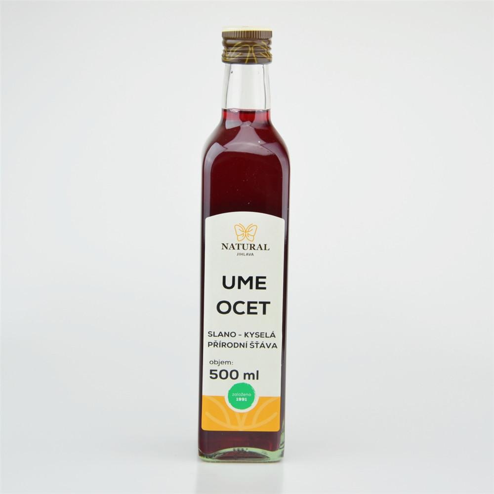 Ume ocet - Natural 500ml