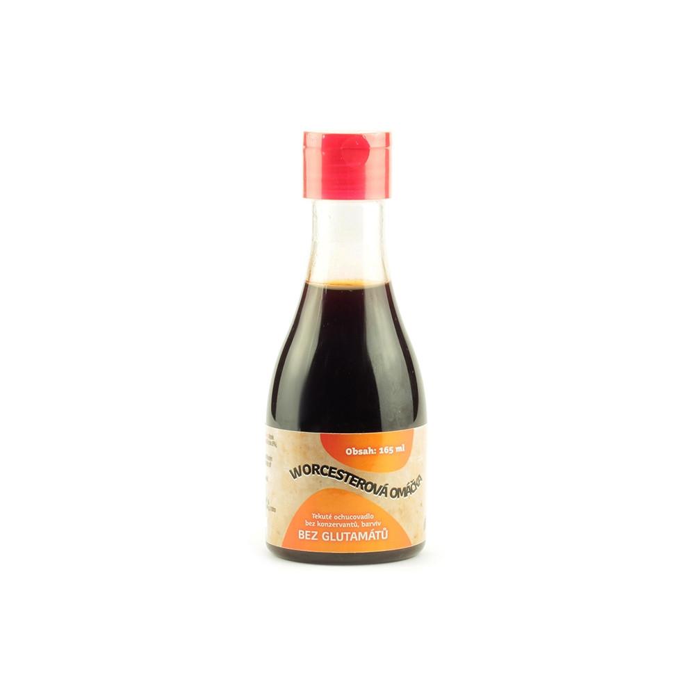 Worcestrová omáčka - Ekoprodukt 165 ml