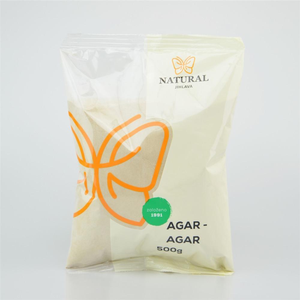 Agar - agar - Natural 500g