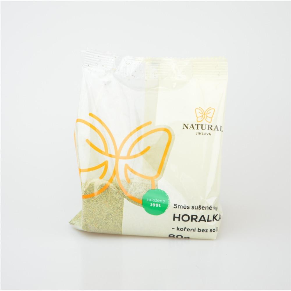 Horalka bez soli - směs koření - Natural 80g