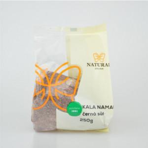 Sůl himalájská černá - Kala namak - Natural 250g
